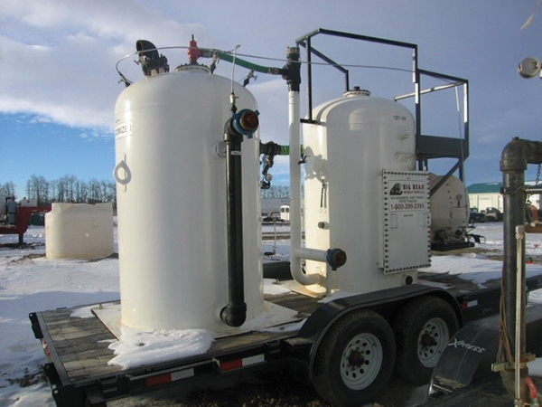 Big Bear Energy Services   H2S and Flow Back Treatment